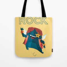 :::Rock Monster::: Tote Bag