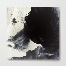 Abstract B12 Metal Print