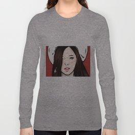 F(x) Sulli Long Sleeve T-shirt