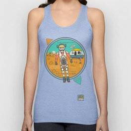 The Martian Unisex Tank Top