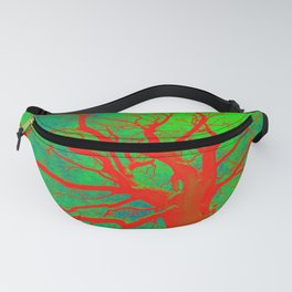 Tree of Life  ( Neuronal Edition ) 2019 Fanny Pack
