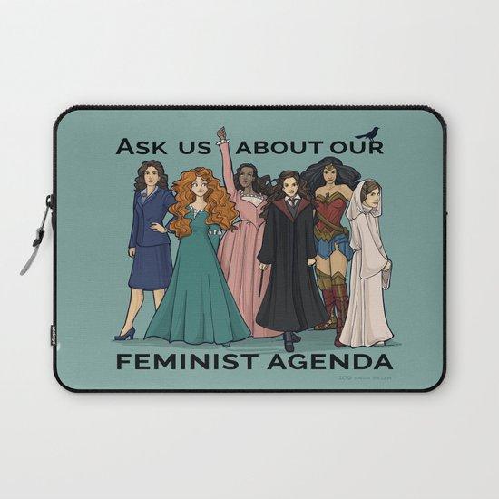 Feminist Agenda by karenhallion