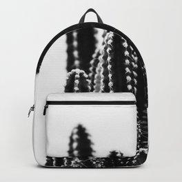 Minimal Cactus Backpack