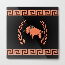 Taurus Metal Print