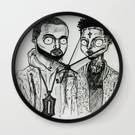 Drake&21S Wall Clock