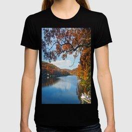 Autumn at Lake Killarney T-shirt
