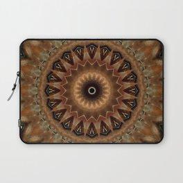 Mandala mother earth Laptop Sleeve