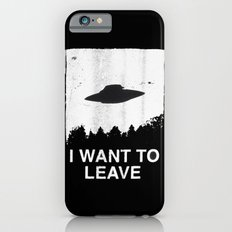 I want to leave Slim Case iPhone 6s
