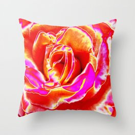 ShiningRose Throw Pillow