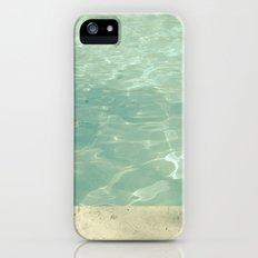 Morning Swim iPhone (5, 5s) Slim Case