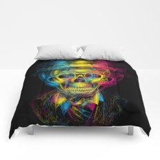 Worked to Death Comforters
