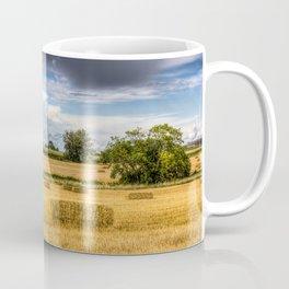 The Farm In Summer Coffee Mug
