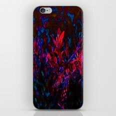 Nature Melds with Technology iPhone & iPod Skin