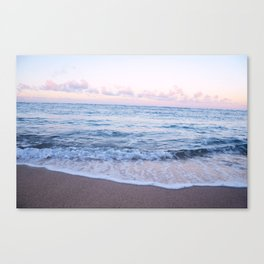 Ocean Morning Canvas Print