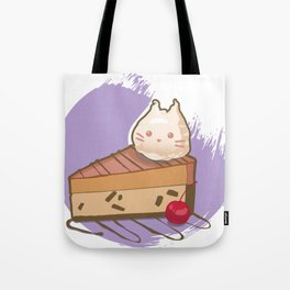 Mirai Maid Cafe Cheesecake Tote Bag