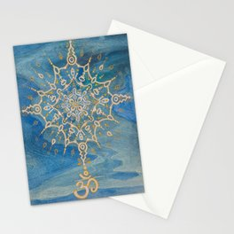 Universal Sound (Aum) Stationery Cards