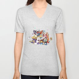 Undertale Unisex V-Neck