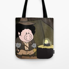 Indiana Pork Tote Bag