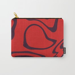 Brilliant Drama Carry-All Pouch