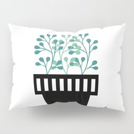In the Blues Pillow Sham