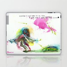 Going back Laptop & iPad Skin