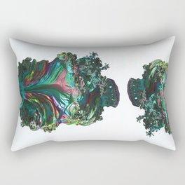 Abstract Fractals Number 35. Rectangular Pillow