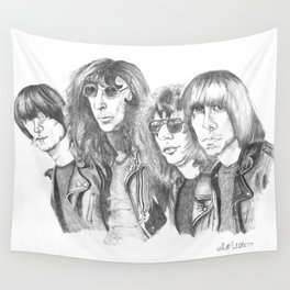 The Ramones Wall Tapestry