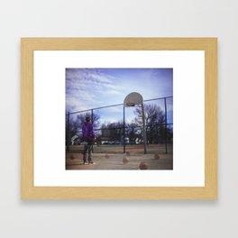 Dreams Fade Framed Art Print