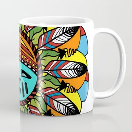 Hopi Sunshine Girl by Amanda Martinson Coffee Mug