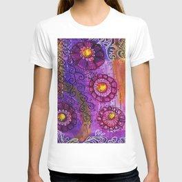 deep purple 2 T-shirt