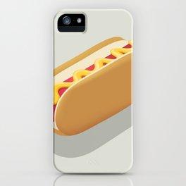 Hot Dog iPhone Case