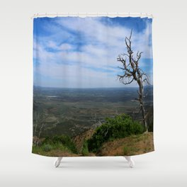Till the End of My Days Shower Curtain
