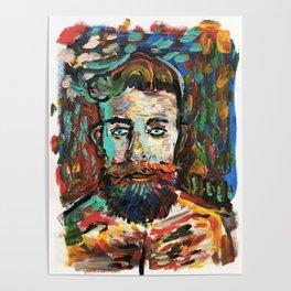 Sam con La Barba Poster
