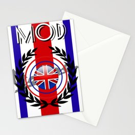 We are the MODs XX! Stationery Cards