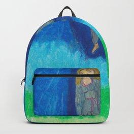 I Am A Cosmic Mystery Backpack