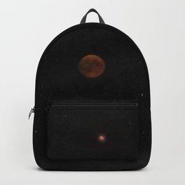 Blood Moon - Total Lunar Eclipse, Grand opposition of Mars, Southern Delta Aquarid meteor shower / c Backpack