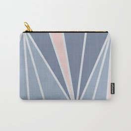 Ade Blue Carry-All Pouch