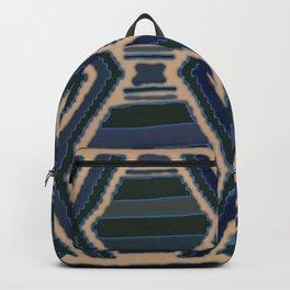 Earth Diamonds Blue Backpack
