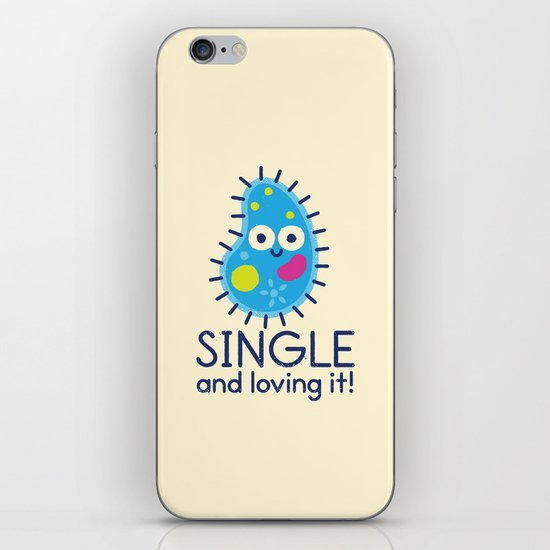 It's All About Paramecium iPhone & iPod Skin