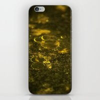 oil iPhone & iPod Skins featuring Oil by MrJane