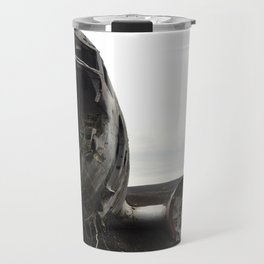 Plane Crash Travel Mug