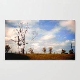 Sydney - Suburbs Canvas Print