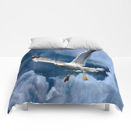 In the storm Comforters