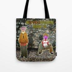 rEVOLution now Tote Bag