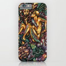 Mentalice and the Cheshire cat Slim Case iPhone 6s
