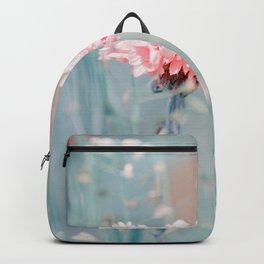 Pink pastel cornflower Backpack