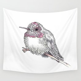 The Rufus Hummingbird Wall Tapestry