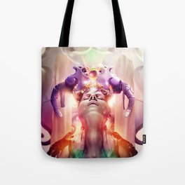 The Wicked Queen Tote Bag
