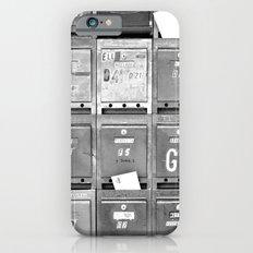 Mailboxes II Slim Case iPhone 6s