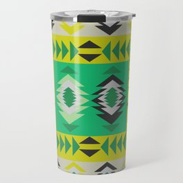 Fresh ethnic decor Travel Mug